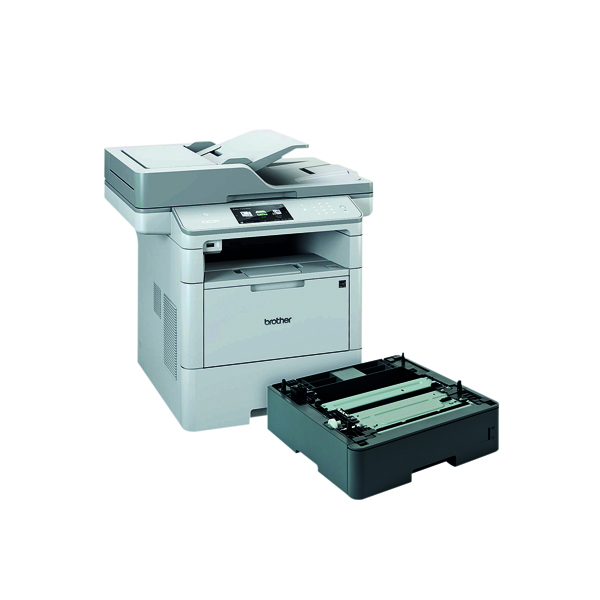Brother Laser Printer DCP-L6600DW Plus FOC Brother LT5505 Paper Tray