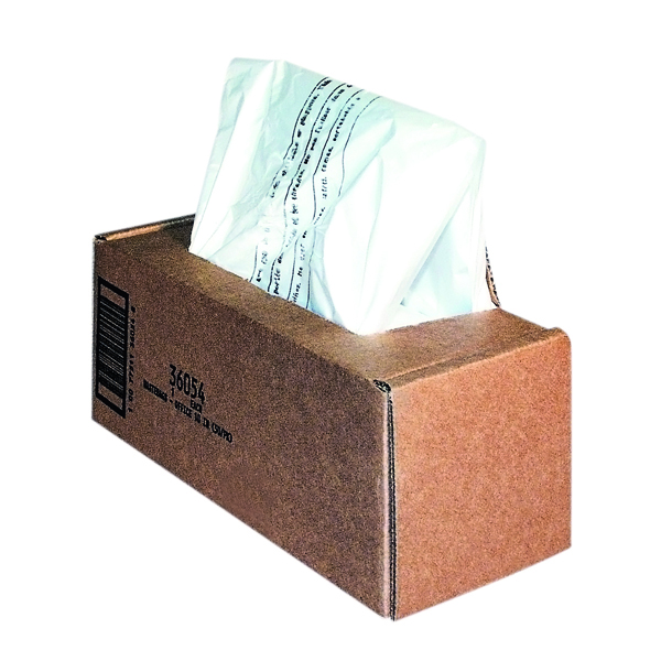 Fellowes Shredder Waste Bag 98L (Pack of 50) 36054