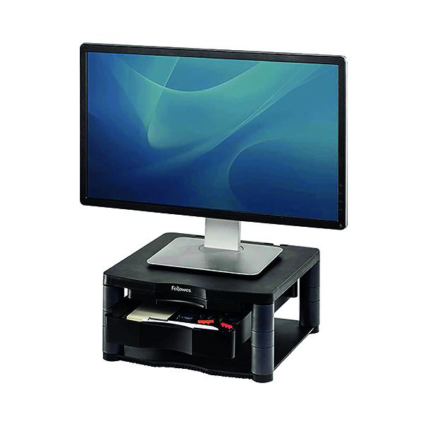 Fellowes Premium Monitor Riser Plus Graphite 9169501