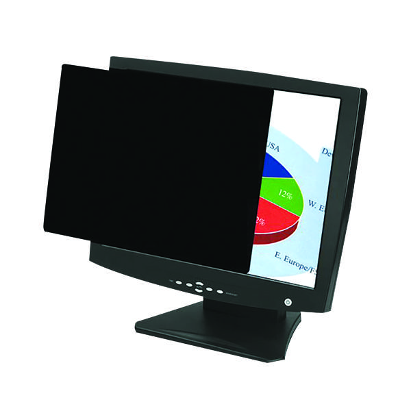 Fellowes PrivaScreen Privacy Filter Widescreen 19in 4801102