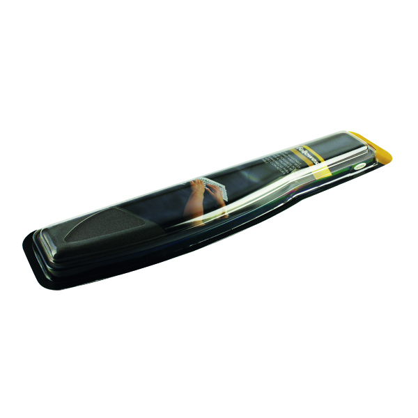 Fellowes Premium Gel Wrist Rest Black 9374201