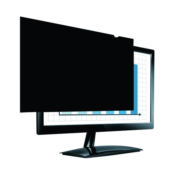 Fellowes PrivaScreen Privacy Filter Widescreen 21.5in 4807002
