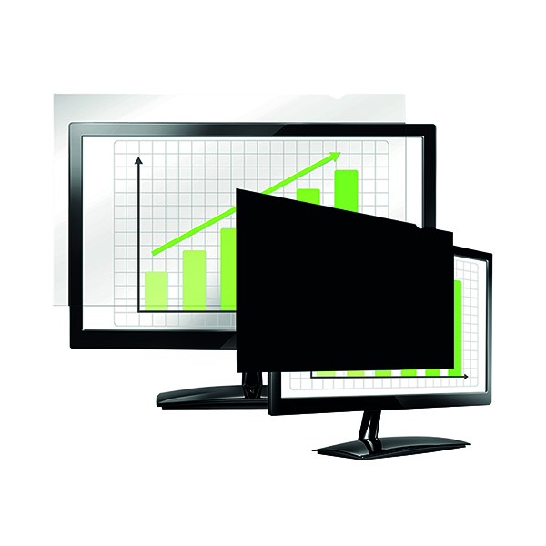 Fellowes Blackout Privacy Filter 27in 4815001