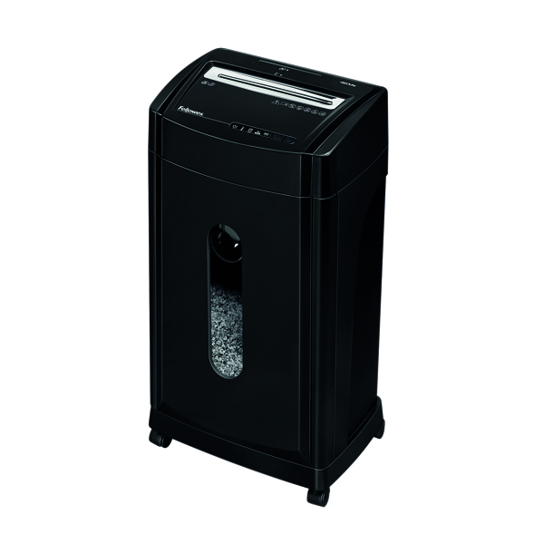Fellowes 46Ms Micro Cut Shredder Black 4817201