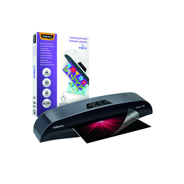 Fellowes Calibre A3 Laminator Black 5740201