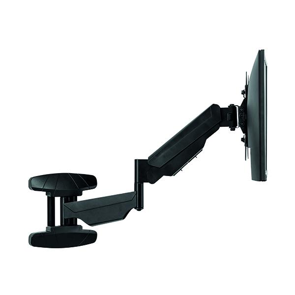 Fellowes Single Arm Wall Mount Monitor Arm 8043501