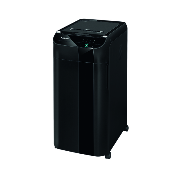 Fellowes Automax 350C Cross Cut Shredder (350 sheet automatic/12 sheet manual capacities) 4964101