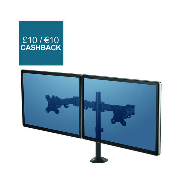 Fellowes Reflex Dual Monitor Arm 8502601