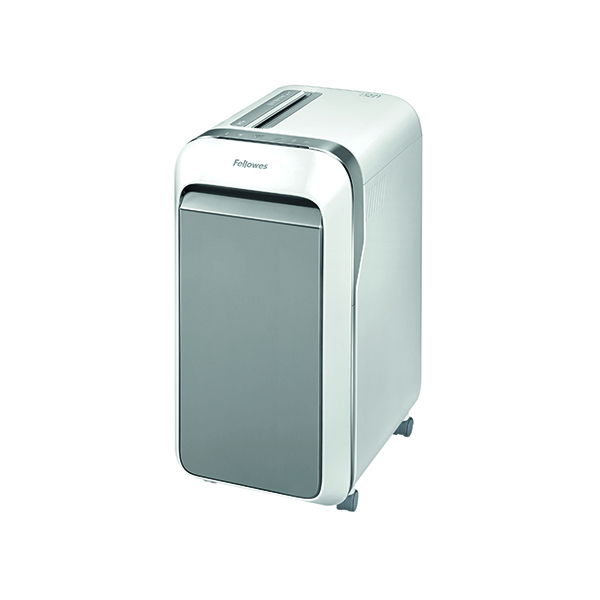Fellowes Powershred LX221 Micro-Cut Shredder White 5050501