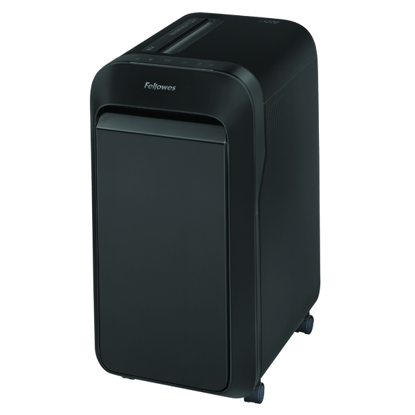 Fellowes Powershred LX220 Mini-Cut Shredder Black 5502601