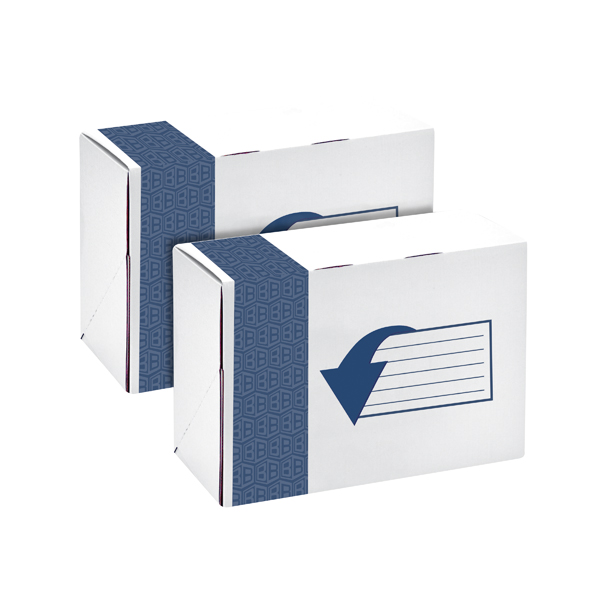 Bankers Box Heavy Duty Mailing Box 154x341x257mm (Pack of 20) BOGOF