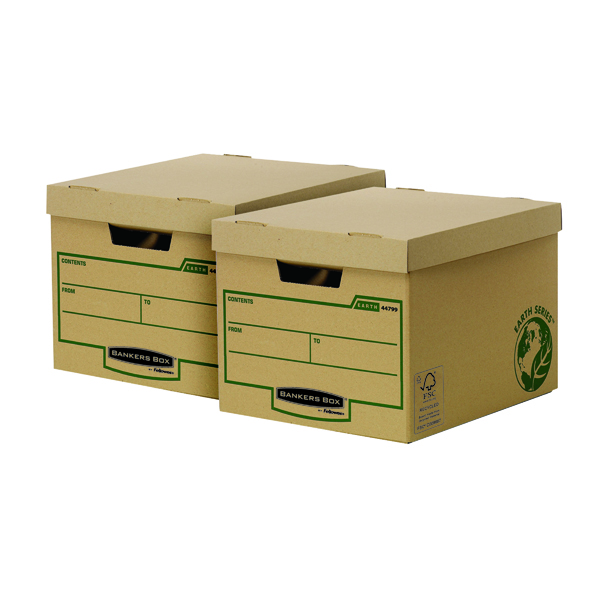 Bankers Box HD Store Box BOGOF BB810589