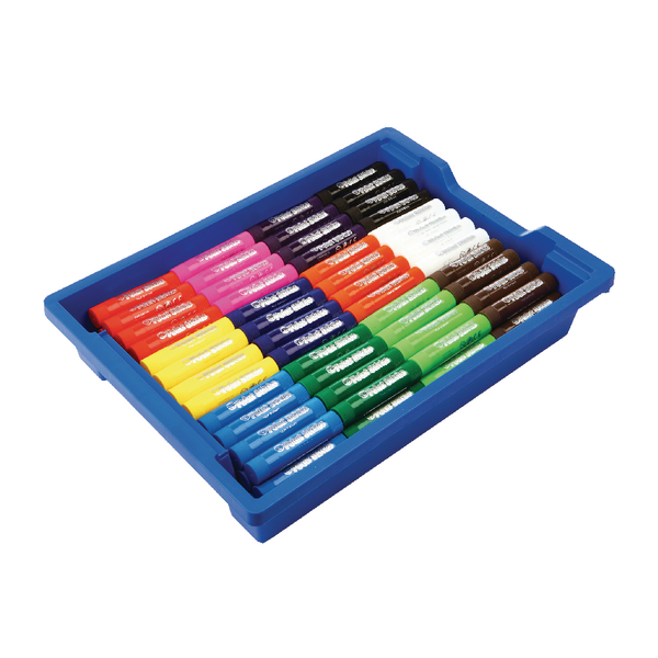 Little Brian Paint Sticks Assorted (Pack of 144) LBPS10CA144G