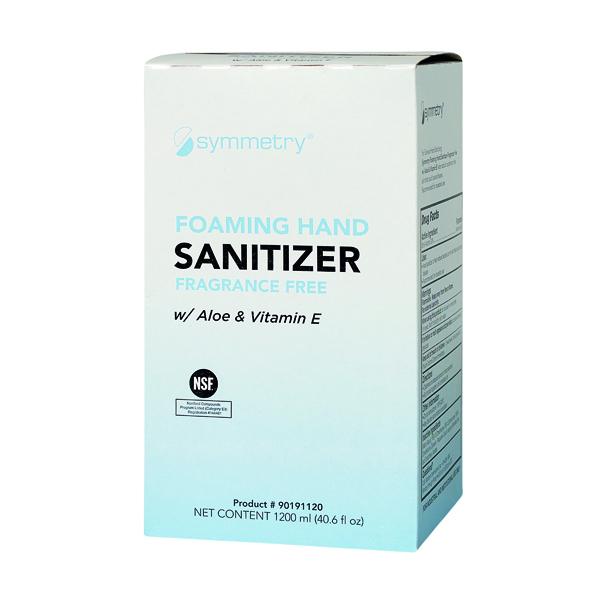 Symmetry Foaming Hand Sanitiser (Pack of 6) 9019-1120