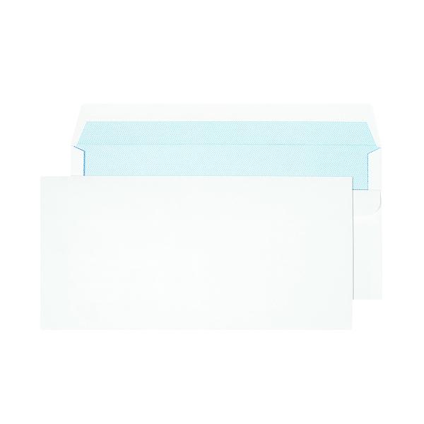 Blake PurelyEveryday Dl 90gsm Self Seal White Envelopes (Pack of 50) 13882/50PR