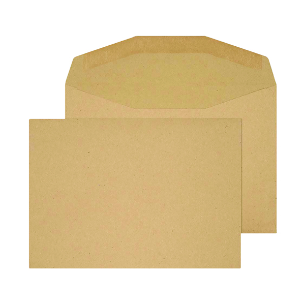 Blake PurelyEveryday C6 80gsm Gum Manilla Envelopes (Pack of 50) 13775/50PR