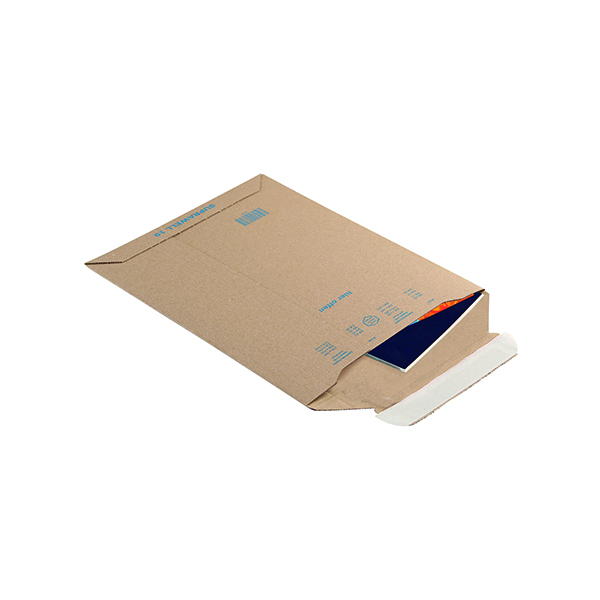 Image for Blake Corrugated Board Envelopes 353 x 250mm A4Plus (Pack of 100) PCE40