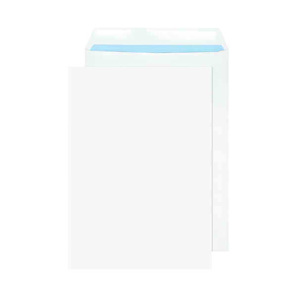 Evolve C4 Envelopes Recycled Pocket Self Seal 100gsm White (Pack of 250) RD7891