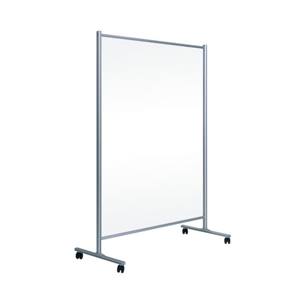 Bi-Office Mobile Stand T/Parent 1200x1800 Panel Alum Frame DSP272846