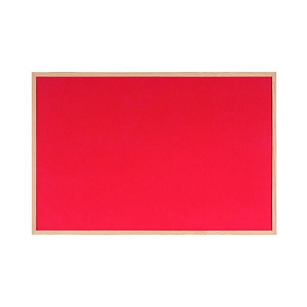 Bi-Office Double-Sided Board Cork and Felt 600x900mm FB0710010