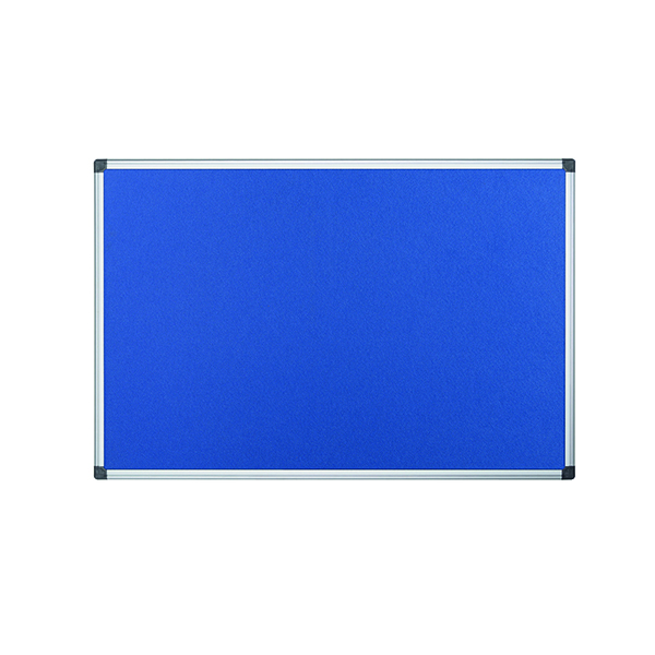 Bi-Office Fire Retardant Notice Board 1800x1200mm SA2701170