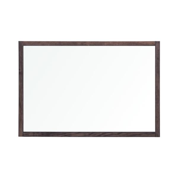 Bi-Office Protector Desktop Board 4mm 900x600mm Rustic Wood GL07016201