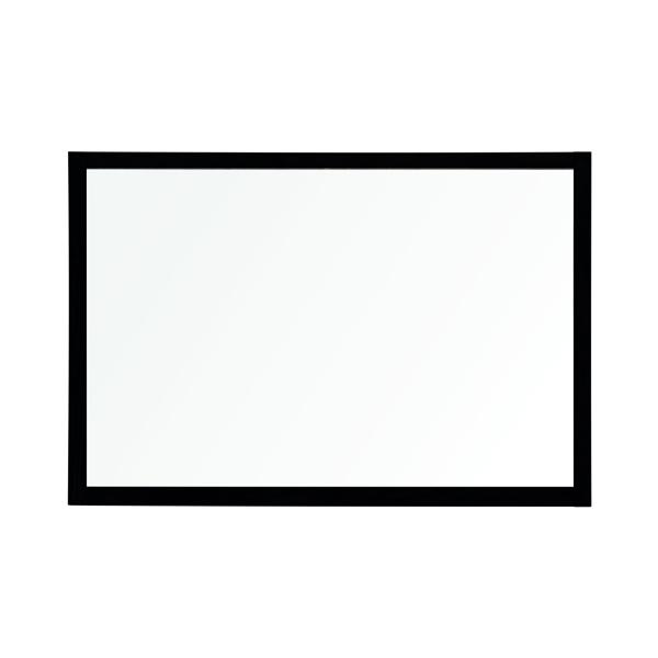 Bi-Office Protector Desktop Board 4mm 900x600mm Black Wood GL07011601