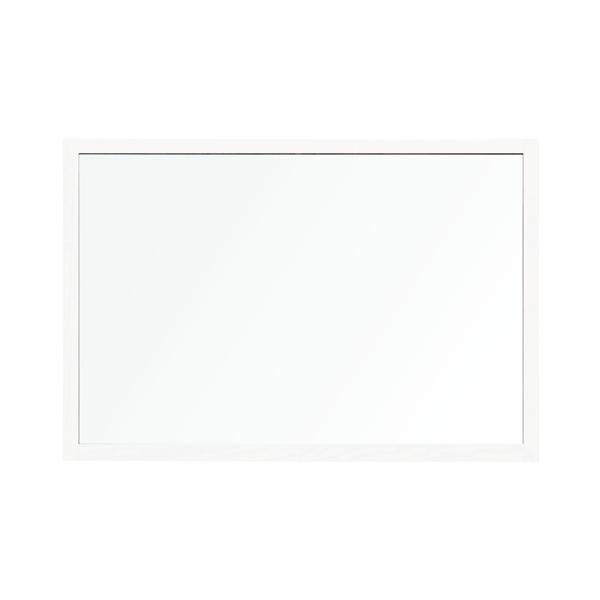 Bi-Office Protector Desktop Board 4mm 900x600mm White Wood GL07016601