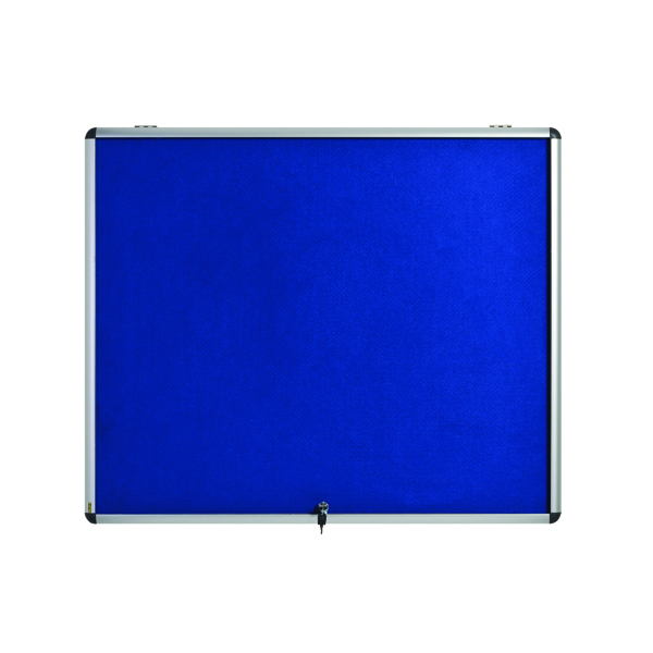Bi-Office Fire Retardant Internal Display Case 1310x903mm ST390101150