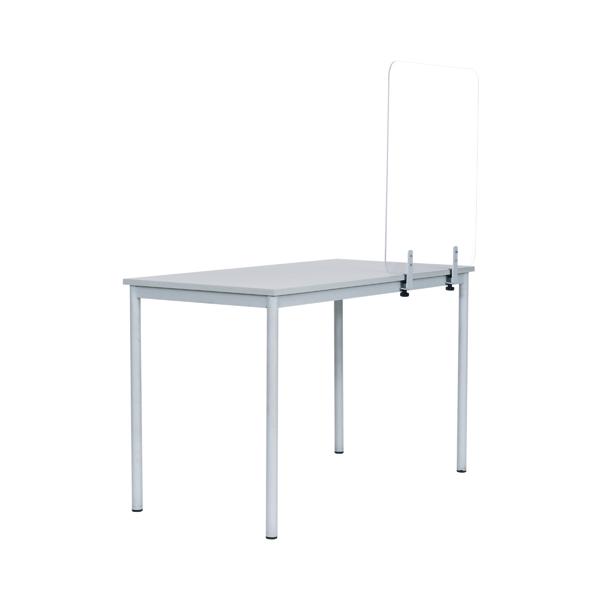 Bi-Office Frameless 4mm Acrylic Desk Protection 1200x900 AC05023973