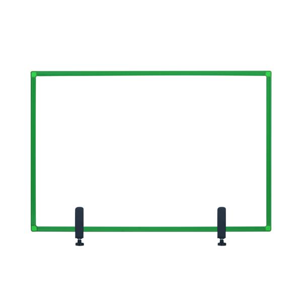 Bi-Office Protect Desktop Acrylic Board Grn Frame 1040x700 AC23019141