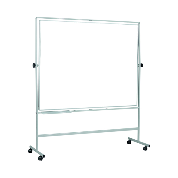 Bi-Office Revolver Non-Magnetic Board 1200x900mm Grey