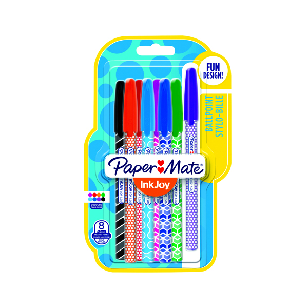 PaperMate Inkjoy Wrap Ballpoint Pens (Pack of 96) 1987871