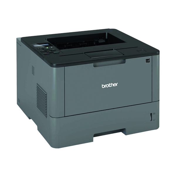 Brother Mono HL-L5000D Grey Laser Printer HL-L5000D