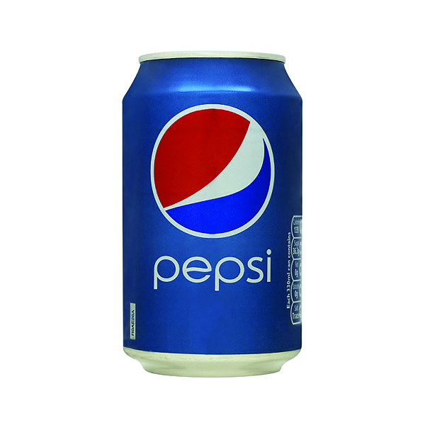 Pepsi 330ml Cans (Pack of 24) 0402007