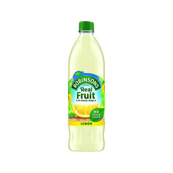 Robinsons Lemon Squash No Added Sugar 1 Litre A02103