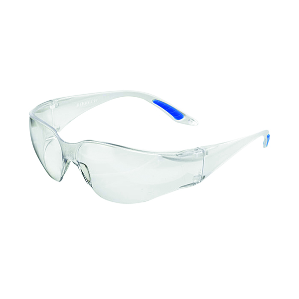 Vegas Safety Spec Clear Lens BBVS