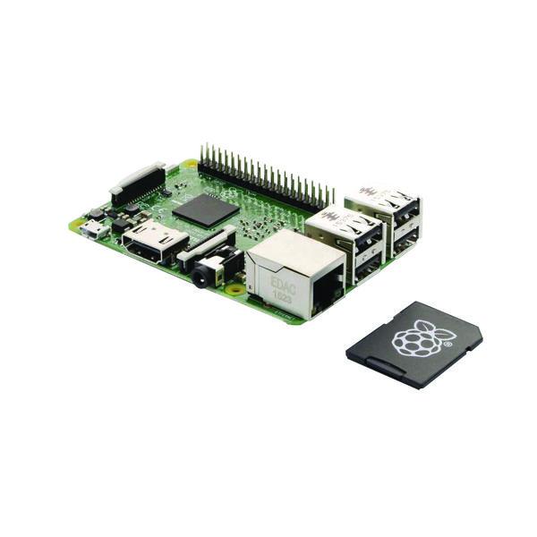 Image for Busbi Rasberry Pi3 Starter Kit BRPI3/16G (1)