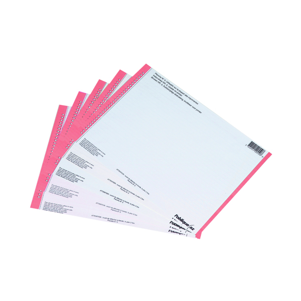 Elba Suspension Files Label Sheet Vertical (Pack of 10) 100330197