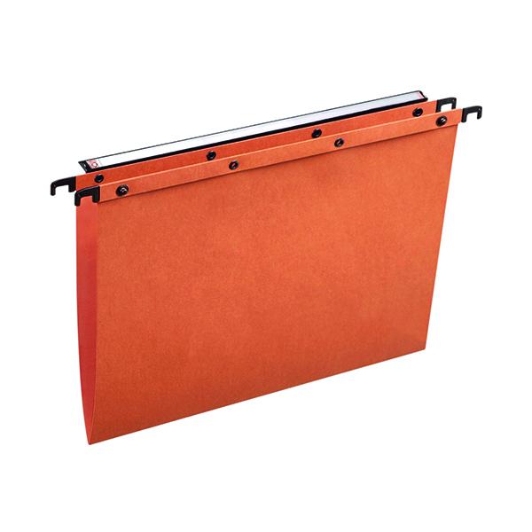 Elba Suspension File Azo Vbtm Manilla FC Orange (Pack of 25) 100330312