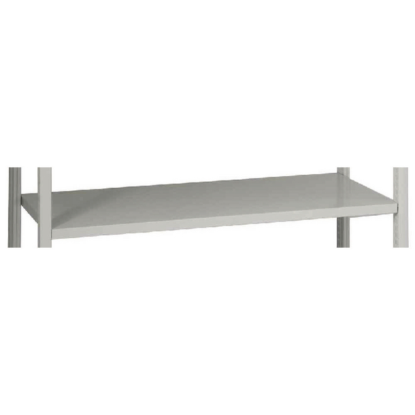 Image for Bisley Shelving Shelf W1000xD460mm Grey 10SH46P1PS-AT4