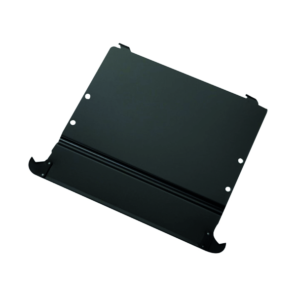 Bisley Filing Cab Compress Plate Black (Pack of 5) PCF744FP5