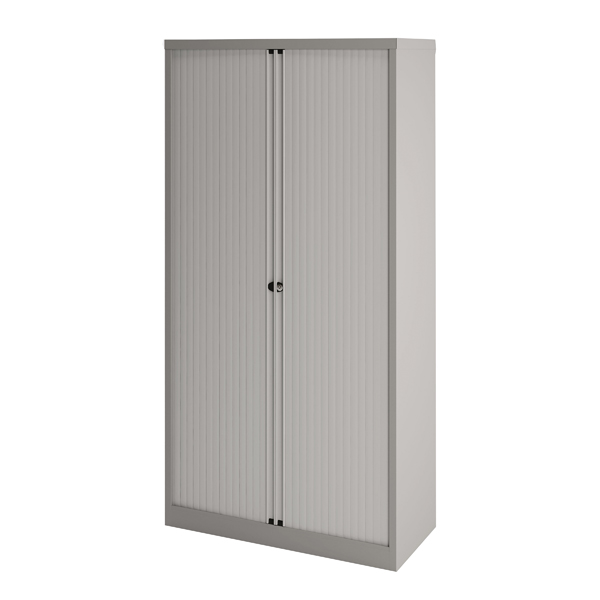 Bisley Tambour 2270mm Empty Goose Grey BY78719