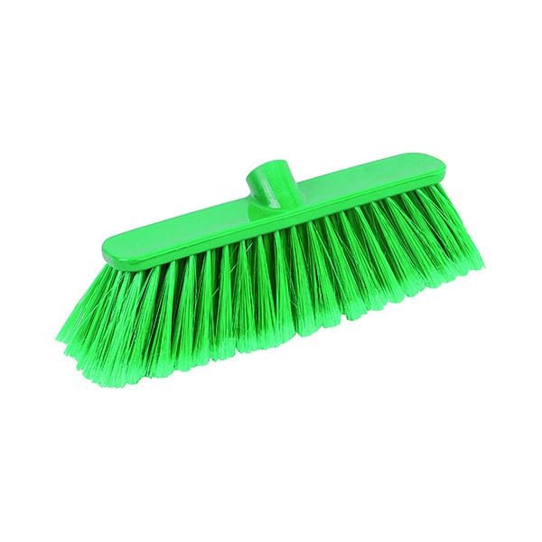 Soft Broom Head 30cm Green (Designed for Universal Handle) P04049
