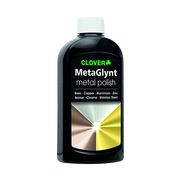 Clover MetaGlynt Metal Polish 300ml 708SFQ