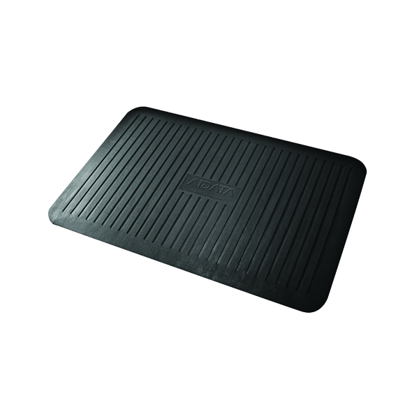 Contour Ergonomics Anti-Fatigue Floor Mat 920 x 620 x 20mm Black CE77694