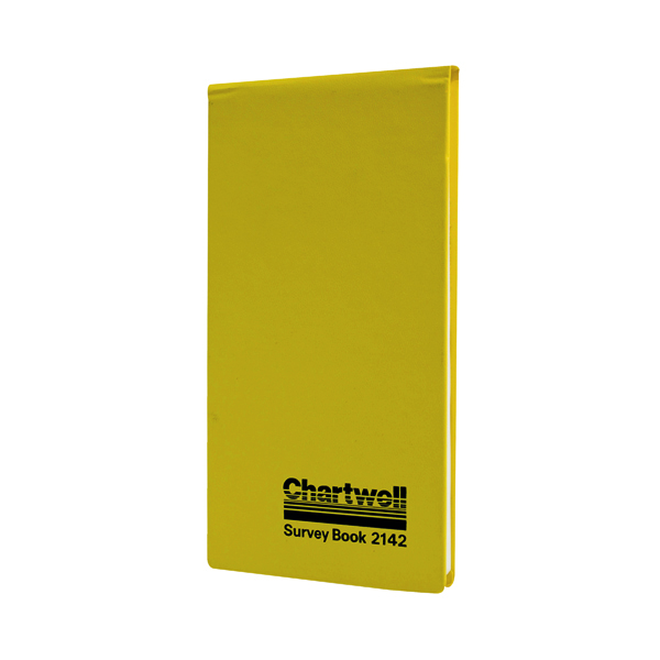 Exacompta Chartwell Weather Resistant Dimensions Book 106x205mm 2142