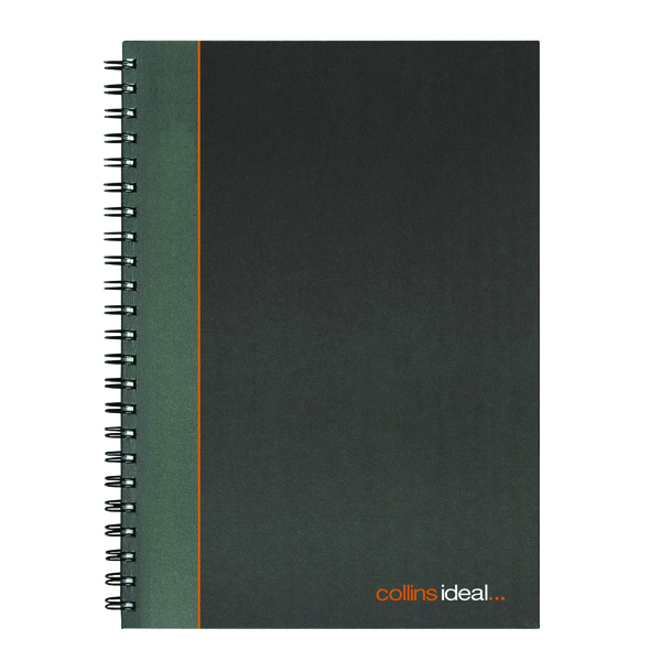 Image for Collins Ideal Feint Ruled Wirebound Notebook A4 6428W
