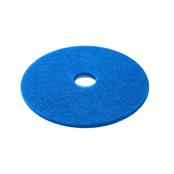 3M Cleaning Floor Pad 380mm Blue (Pack of 5) 2ndBU15