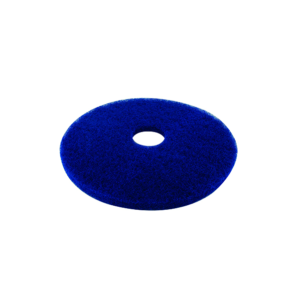 3M Cleaning Floor Pad 430mm Blue (Pack of 5) 2ndBU17